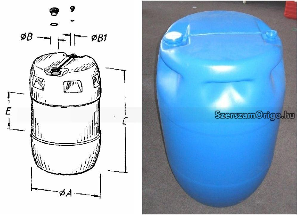FI 57/25Y1,5 kék L-gy